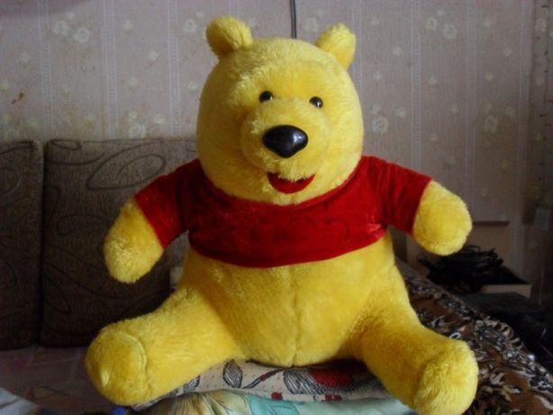 Disney 40 см большой Винни-пух Дисней мишка мягкая игрушка медведь