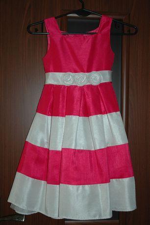 sukienka wizytowa 6 lat