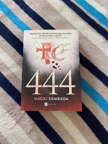 """444"" - Maciej Siembieda"