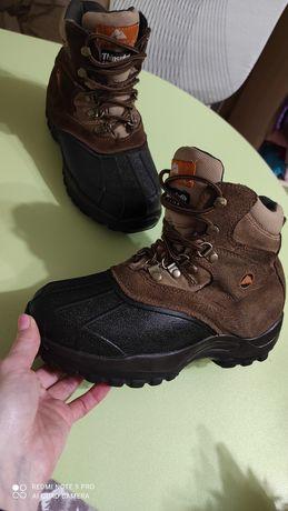 Ботинки  Ozark trail 38р. 24.-24.5см натуральная кожа