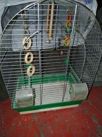 Клетка для птиц (б/у)