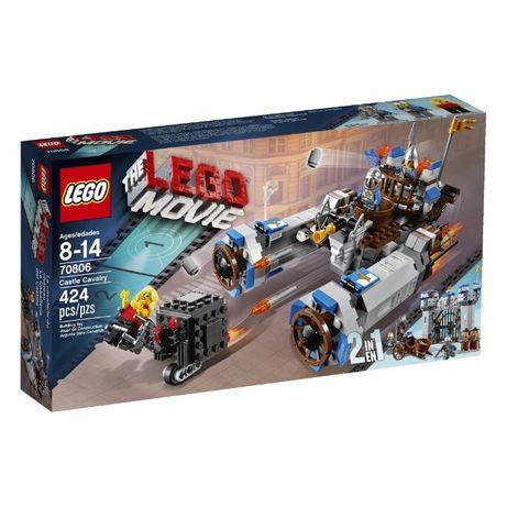 LEGO Movie Кавалерийский замок 70806