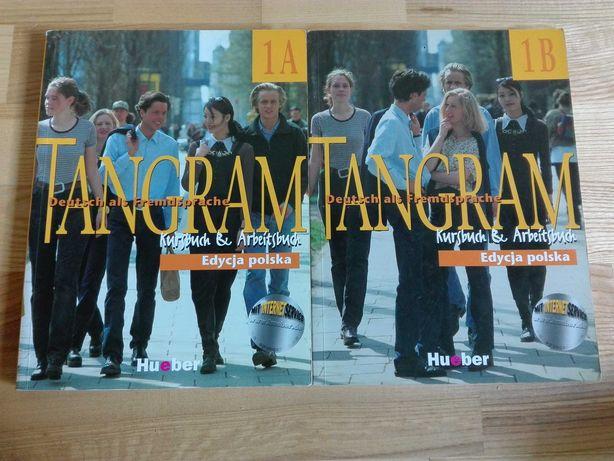 TANGRAM 1A, 1B - książka + ćwiczenia