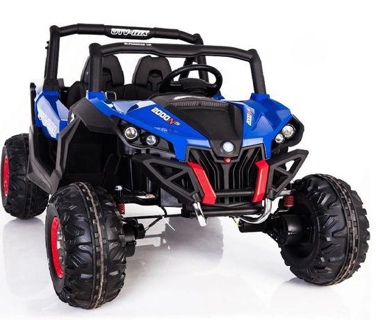 BUGGY XMX 603 na akumulator 4x4 /2 aku /Resory/Mp3 -Pilot LEDY