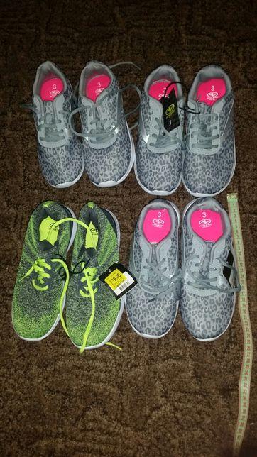 Кроссовки из Сша подростковые-35,36 размеры