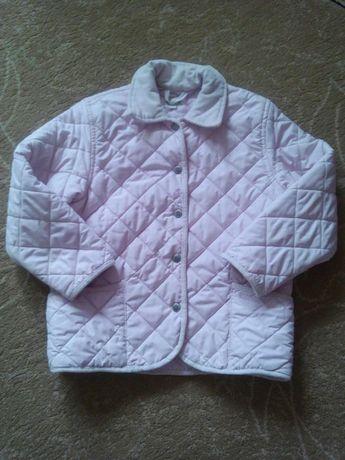 Демисезонная курточка,8-9 лет+ шапка в подарок