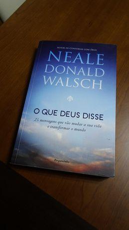 Neale Donald Walsch - O que Deus Disse