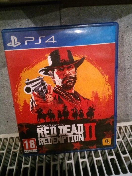 PS4 Read Dead Redemption 2 Żywiec - image 1