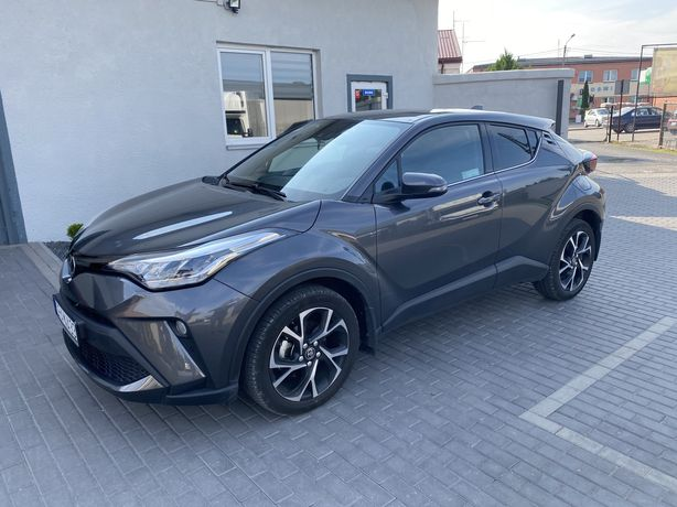 Toyota chr style 1.2 116 KM 2019 5.000 km