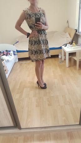 Sukienka letnia, piękna