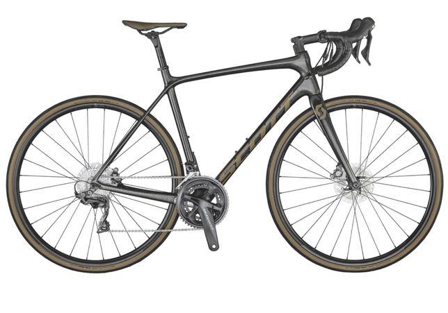 Bicicleta Estrada scott addict 10 disc - NOVA