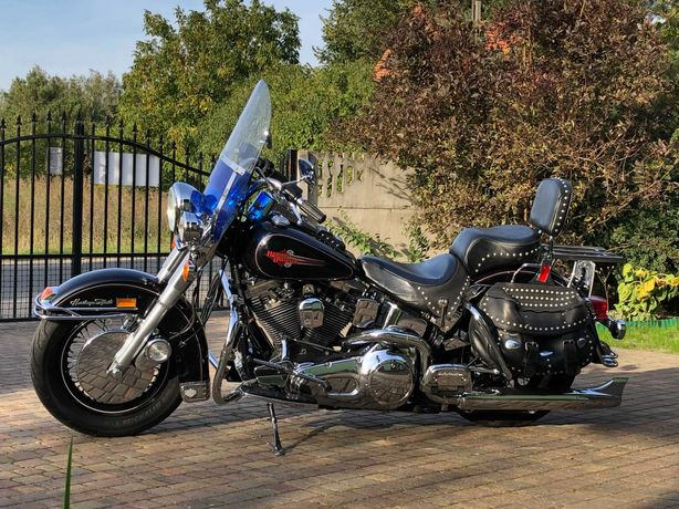 Harley Davidson Haritage Softail EVO