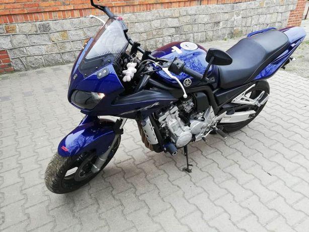 Fazer 1000 Yamaha Sprowadzony stan idealny 2004