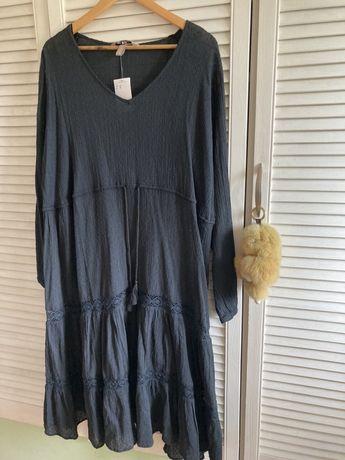 Nowa sukienka H&M granat