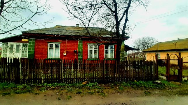 Будинок 80 кв + 6 соток + садок + 2 погріба