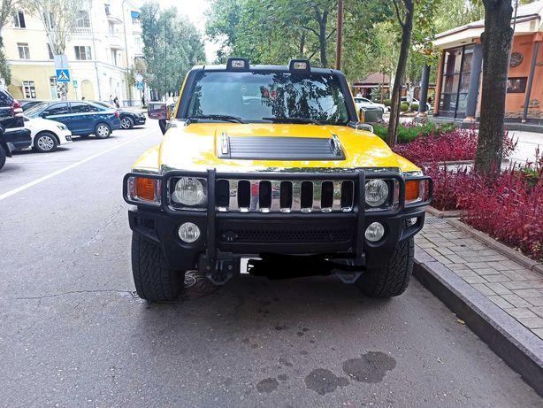 Автомобиль Hummer H3