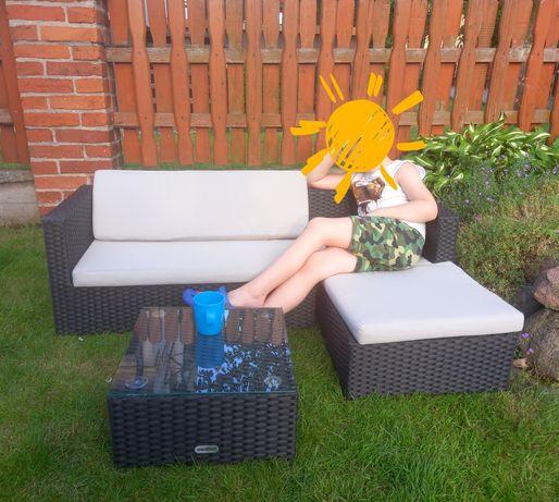 Meble ogrodowe dla małych dzieci