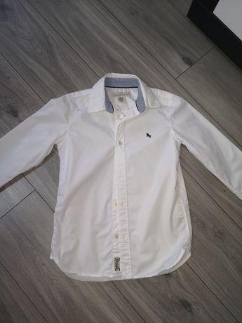 Koszula biała H&m 146
