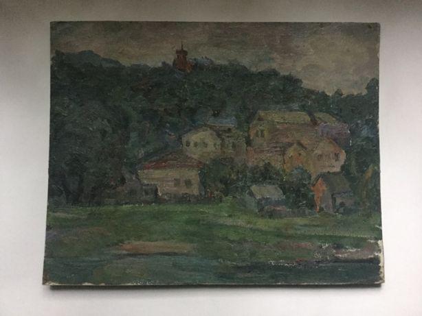 Онуфрий Бизюков (1897-1986) художник старой украинской школы живописи