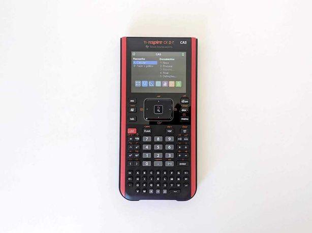 Calculadora Gráfica TI-Nspire CX II-T CAS - Impecável