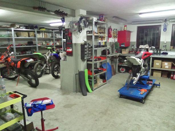 Naprawa, remonty motocykli, quad, cross, enduro, zabytkowe i nie tylko