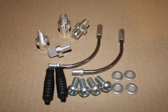 Тормозной модулятор для V-brake
