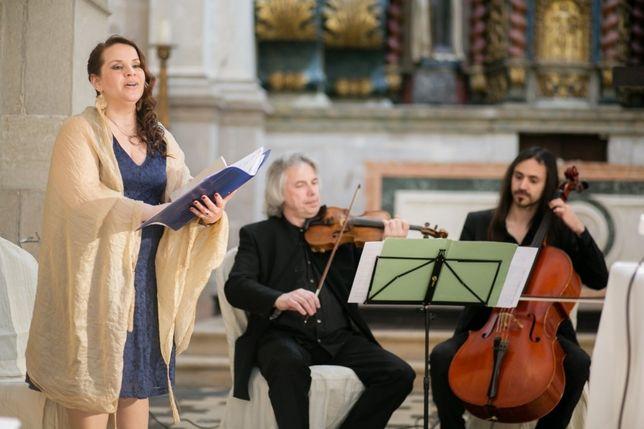 Cantora & Músicos para Cerimónias / Casamentos