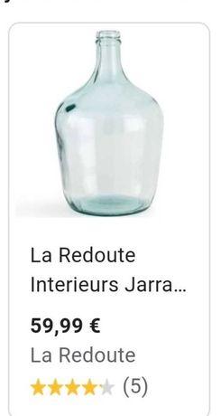 garrafões de vidro 10€ cada