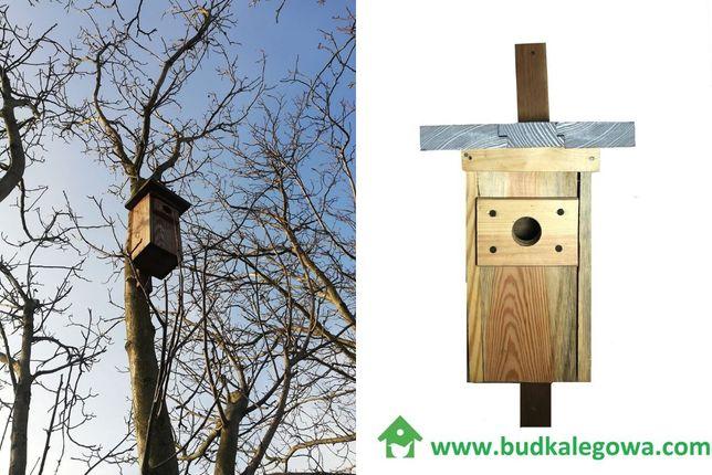 Budka lęgowa dla ptaków typ A1 Sikorka
