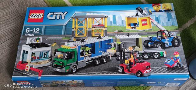 LEGO Terminal towarowy 60169