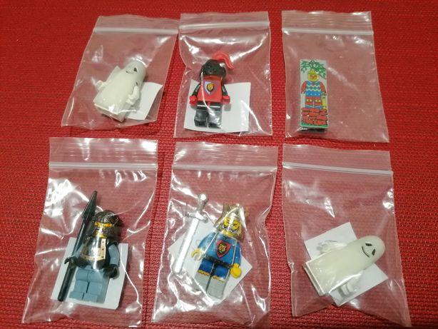 Lego 6 minifiguras Castel
