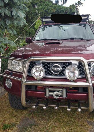 Kangur Nissan Patrol