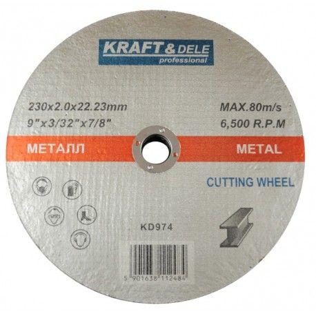 10xTarcza do metalu 230x2,0x22,23mm