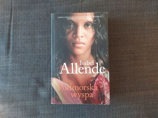 'Podmorska wyspa' Isabel Allende
