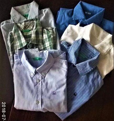 Школьные сорочки OF Benetton