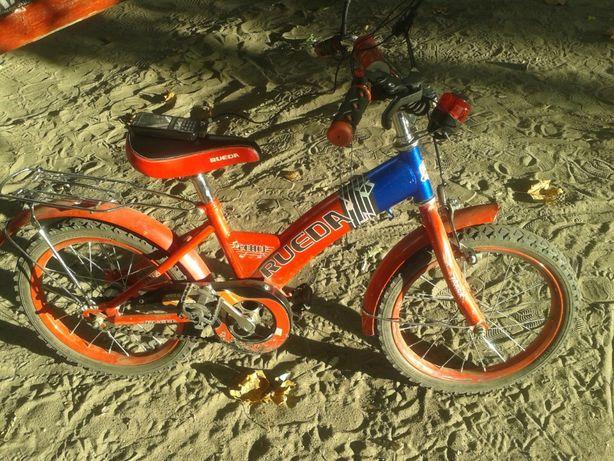 Велосипед, колеса 16