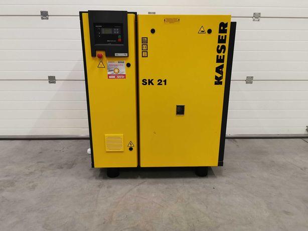7165h!! Sprężarka śrubowa 11kw KAESER 1700l/min kompresor 11 bar