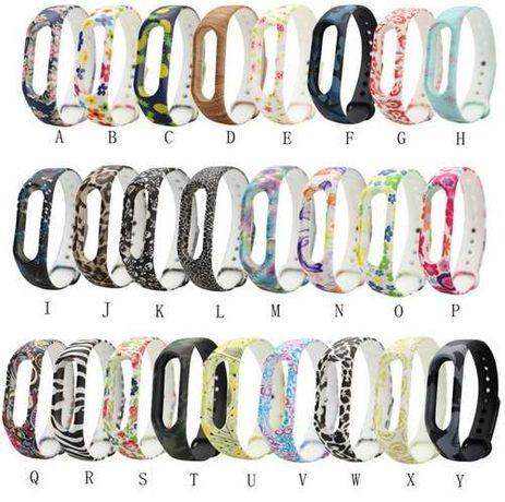 Bracelete Tricolor Mi Band 2