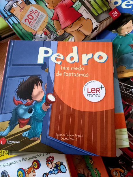 Livros de histórias infantis