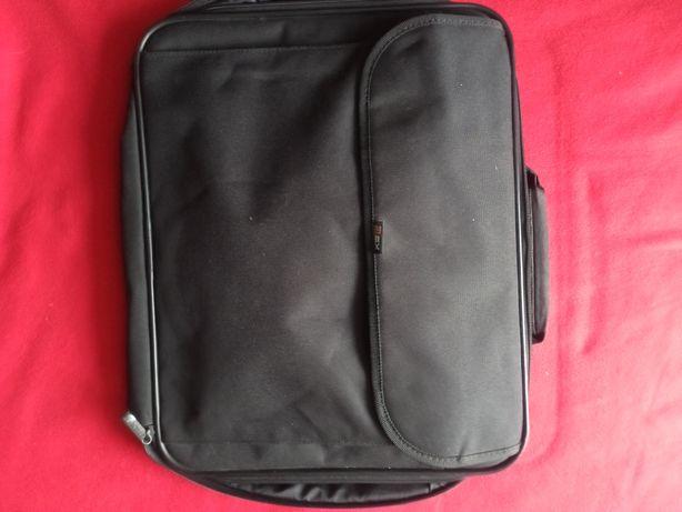 Torba  ( czarna ) na laptop