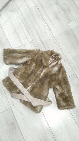 Futerko, płaszcz H&M