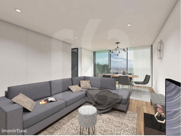 Apartamento T3 com varanda | Espinho