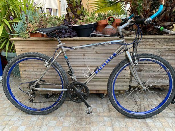 Bicicleta BTT Vintage Roda 26