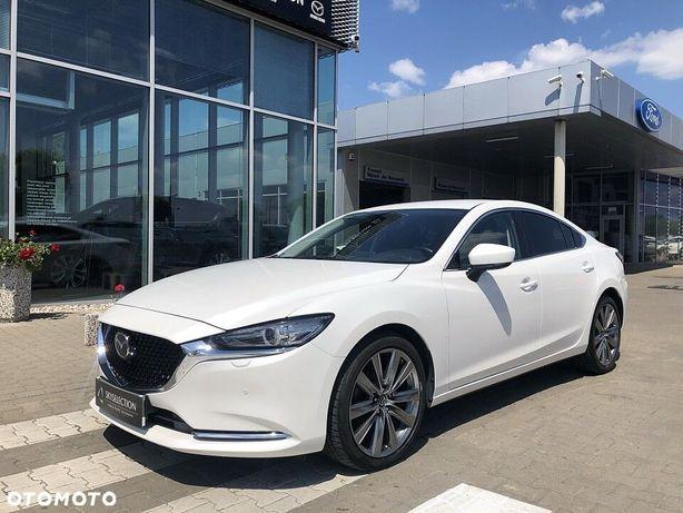 Mazda 6 2.5l Skyactiv-G 194km 6at Skypassion + Pure Black