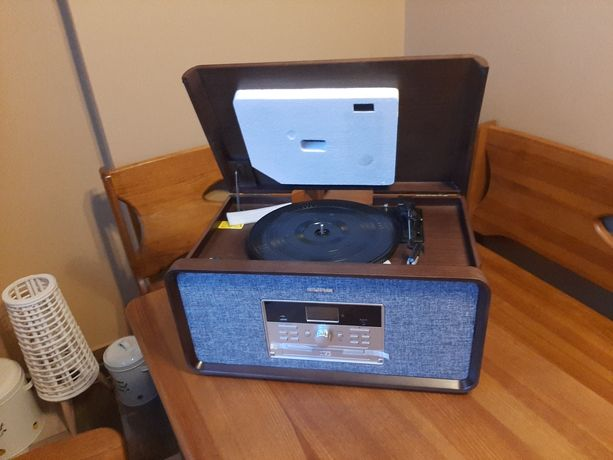 Bella Ann wieża stereo gramofon radio