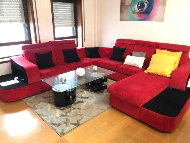 Sofa Chaise Longue - MELHOR OFERTA