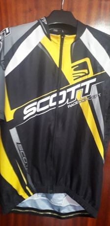 Scott Jersey tamanho L