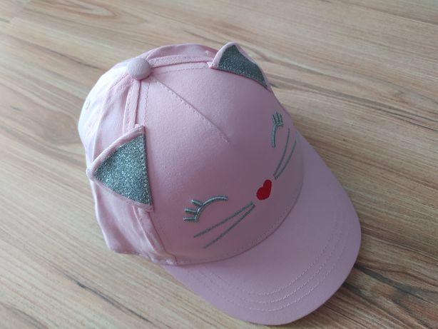 Nowa czapka dziewczęca H&M r. 110/128