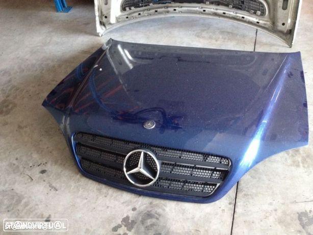 Capot Mercedes ML 163