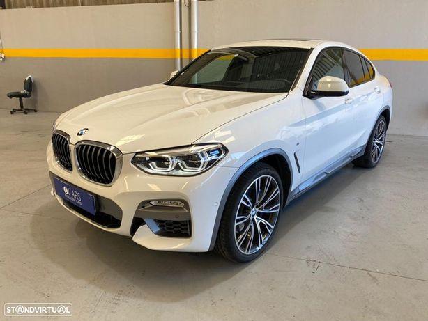 BMW X4 25 d xDrive xLine Pack M Auto